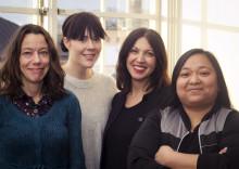 Tjänsterna på Feministiskt initiativs kansli i Stockholms stadshus är nu tillsatta
