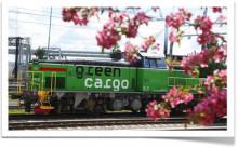 ServiceCompagniet får rikstäckande städuppdrag åt Green Cargo