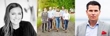 Nominerade till Guldstickan - Årets marknadsförare på Jönköpingsgalan