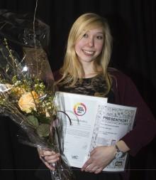 Årets Vikarie 2014 utsedd- Mathilda Hallberg