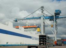 Pappersjätten SCA fördubblar sina godsvolymer via Helsingborgs Hamn