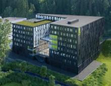Skanska bygger kontor i Norge för cirka 360 miljoner kronor