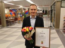 Löfbergs vann miljö- och klimatpris