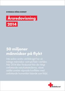 Svenska Röda Korsets Årsredovisning 2014