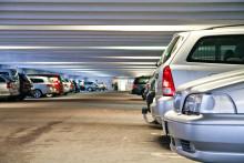 Parkeringsgaraget vid Messingen öppnas i juni