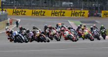 Hertz hovedsponsor for MotoGP™ på Silverstone