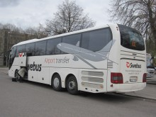 Swebus satsar på fler avgångar Enköping – Arlanda