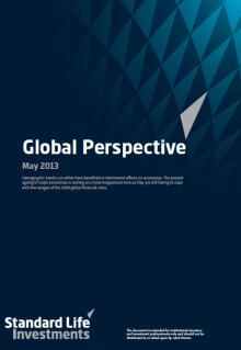 Global Perspective maj 2013: Befolkningsutvecklingen påverkar mer än vi tror