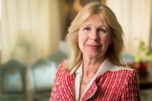 Birgitta Stymne Göransson vald till ny styrelseordförande för Stockholms Sjukhem