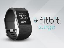 Fitbit Surge - er du klar for neste steg?