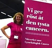 Gyncancerdagen 16 april 2012: Symtom och screening av äggstockscancer