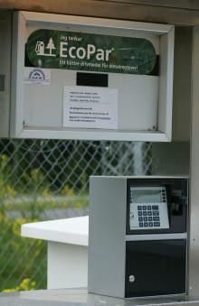 Invigning av EcoPar – miljövänligare drivmedel för dieselmotorer