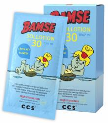 Populära Bamse by CCS sollotion nu i smarta engångsförpackningar
