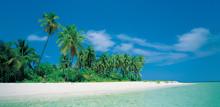 Ny unik kampanj: Tiia Sakala reser till Maldiverna för distansarbete med TDCs videokonferens- och datakomlösningar