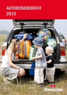 Stena Line Car Travel Report 2015 - Germany