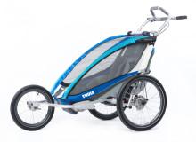 Chariots multifuntionella barnvagnar byter namn till Thule och lägger därmed grunden för Thules nya produktkategori – Active with Kids