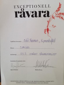 Exceptionell Råvara