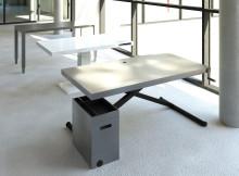 Holmris + Flexform A/S creates their tables as BIM objects