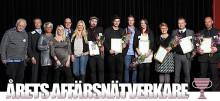 Richard Olsson nominerad till Årets Affärsnätverkare 2012!