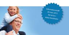 Informationsträff 29 mars södra Stockholm - Halvera energiräkningen för er bostadsrättsförening. Från dag ett.