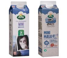 Arla fjerner over 200 tons fedt fra minimælken