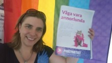  Anna Troberg: Jag står inte till Piratpartiets förfogande som partiledare 2015