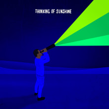 Daniel Adams-Ray släpper nya singeln Thinking of Sunshine