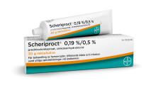 Scheriproct firar 50 år i Sverige – och blir samtidigt receptfri