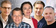 Stor spännvidd bland Chalmers nya hedersdoktorer