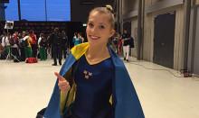 Lina Sjöberg till VM-final i DMT
