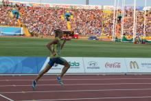 Johan Svensson missade finalen på Universiaden
