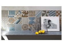 Premiär för Patricia Urquiolas prisbelönta klinkerserie Azulej på Stockholm Furniture Fair 5-9 februari