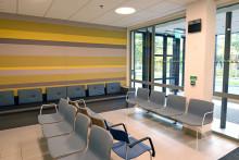 Premiär för Östra sjukhusets nya akutmottagning