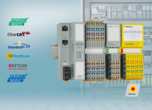 Axioline I/O system for safety applications