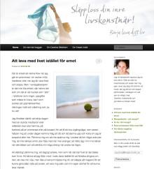 Carolina Gårdheim har börjat blogga