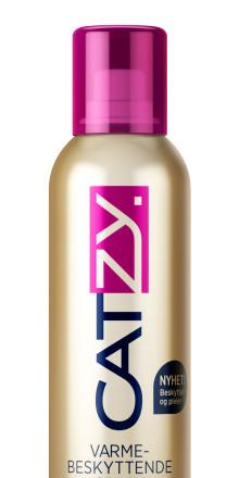 Nyhet i dagligvare - Catzy Varmebeskyttende Spray med arganolje