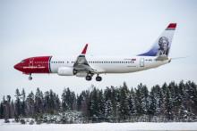 Norwegian med rekordhög kabinfaktor – flög närmare 26 miljoner passagerare under 2015