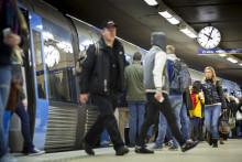 Så gör du tunnelbaneresan ännu säkrare