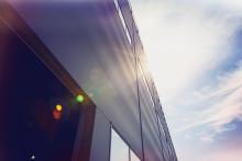 Ruukki Hiarc reflect – En ny beläggning som förbättrar byggnaders energieffektivitet