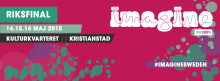 Imagine Sweden Riksfinal i Kristianstad 14–16 maj – stor musikfest med unga musiker i centrum