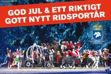 Ridsport - Kalendarium vecka 51 - 01 2016