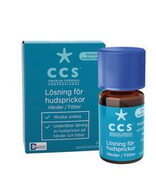 CCS lanserar CCS Lösning för hudsprickor