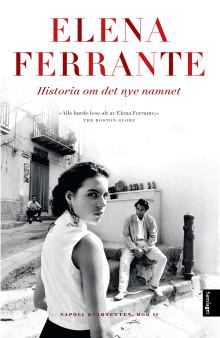 Elena Ferrante rett inn på bestseljarlista