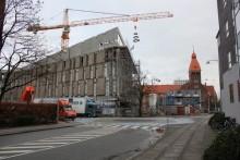 Ny tilbygning til Retten på Frederiksberg