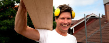 Positiv lönsamhetsutveckling bland småföretagare i byggbranschen