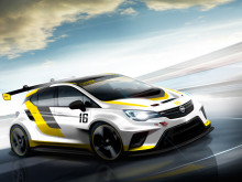 Opel Astra TCR: Ny Touring Car för privata racingteam