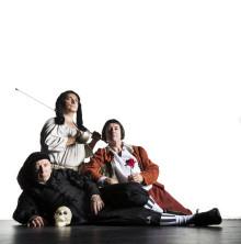 Shakespeares 37 pjäser på 97 minuter!