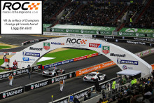Sverige kan få Race of Champions