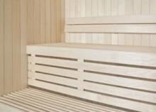 Tylø tilbyr separate benker for badstubyggere