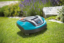 Gardenas robotgräsklippare Bäst i test!
